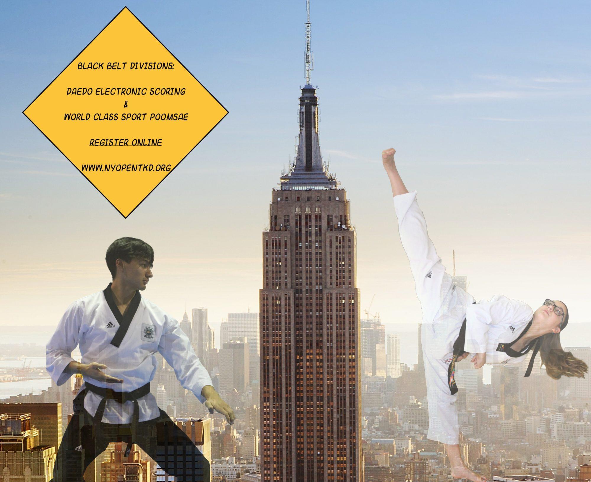 NY Open TKD Championships & Korean Cultural Festival